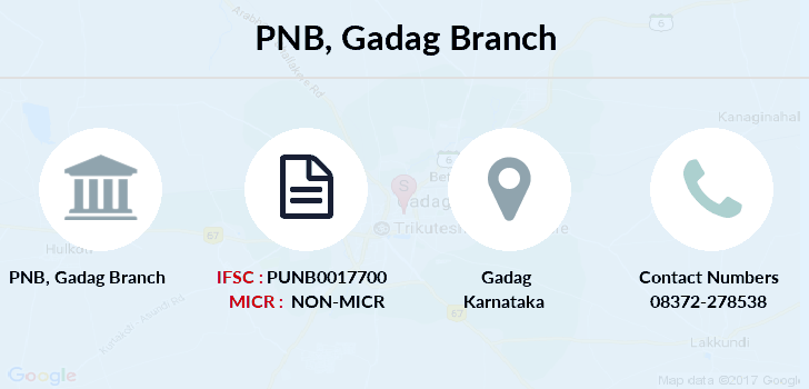 Punjab-national-bank Gadag branch