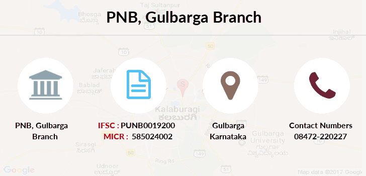 Punjab-national-bank Gulbarga branch