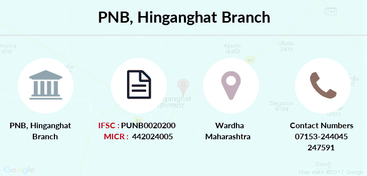 Punjab-national-bank Hinganghat branch