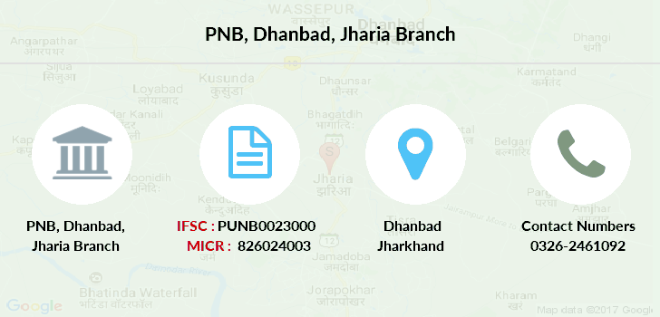 Punjab-national-bank Dhanbad-jharia branch