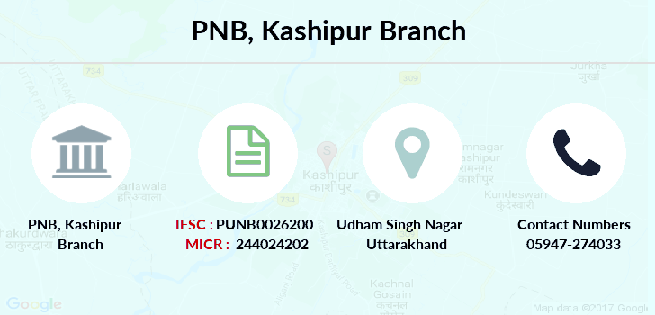 Punjab-national-bank Kashipur branch