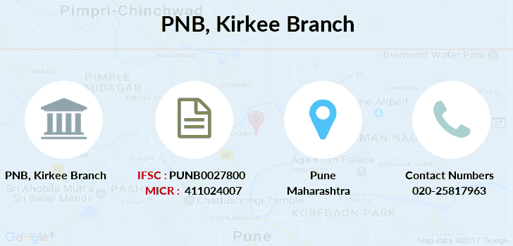 Punjab-national-bank Kirkee branch