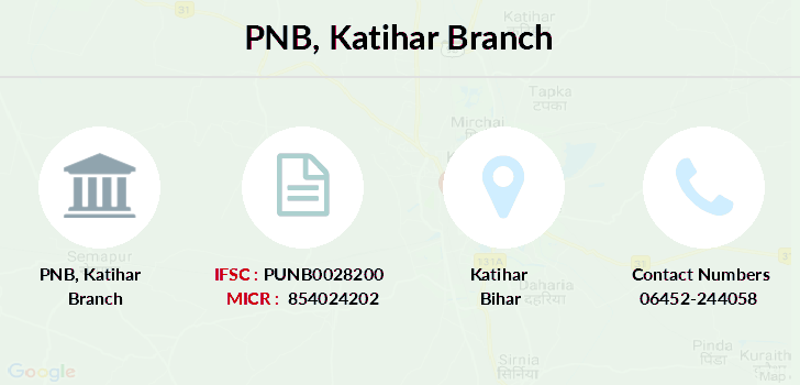 Punjab-national-bank Katihar branch