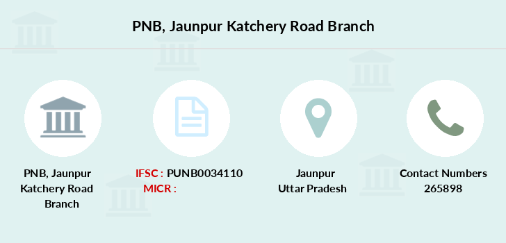 Punjab-national-bank Jaunpur-katchery-road branch