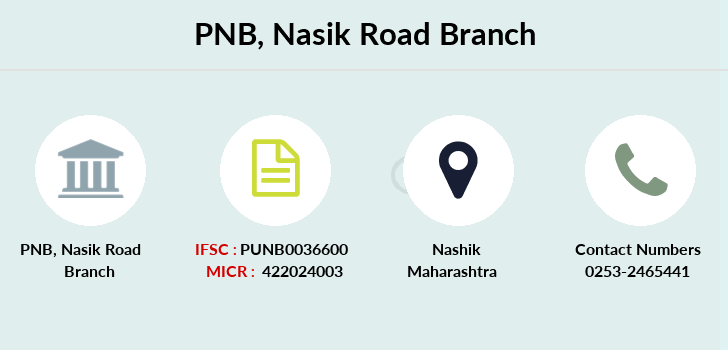 Punjab-national-bank Nasik-road branch