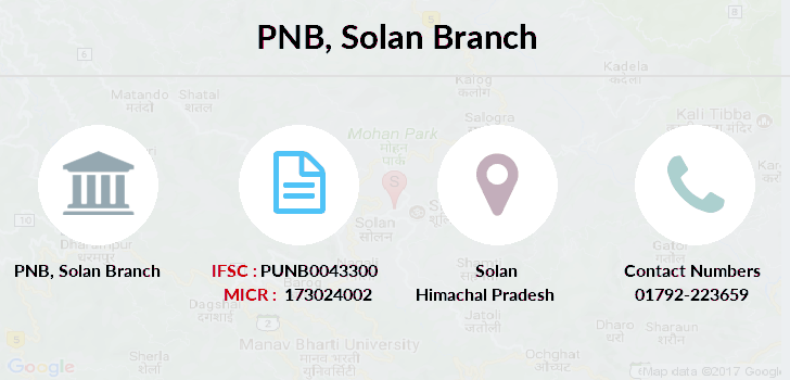Punjab-national-bank Solan branch
