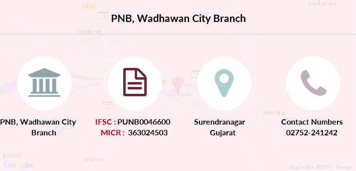 Punjab-national-bank Wadhawan-city branch