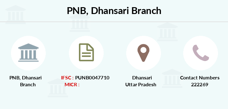 Punjab-national-bank Dhansari branch