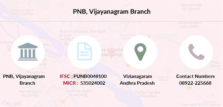 Punjab-national-bank Vijayanagram branch