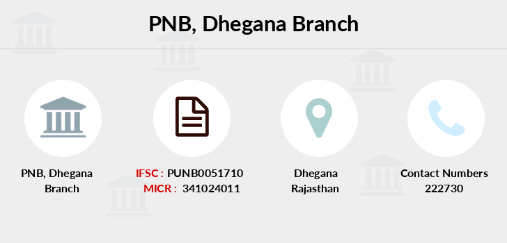 Punjab-national-bank Dhegana branch