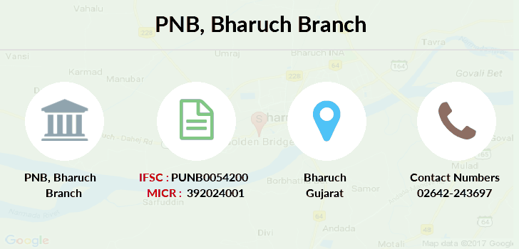 Punjab-national-bank Bharuch branch