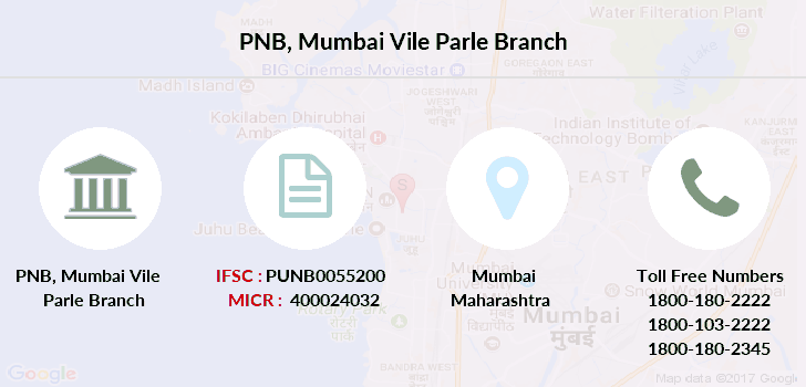 Punjab-national-bank Mumbai-vile-parle branch
