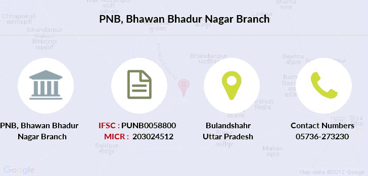 Punjab-national-bank Bhawan-bhadur-nagar branch