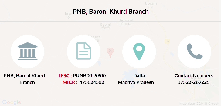Punjab-national-bank Baroni-khurd branch