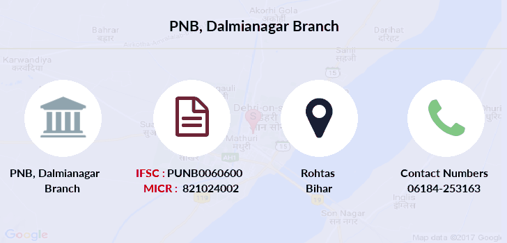Punjab-national-bank Dalmianagar branch