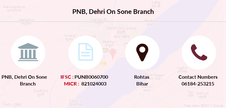 Punjab-national-bank Dehri-on-sone branch