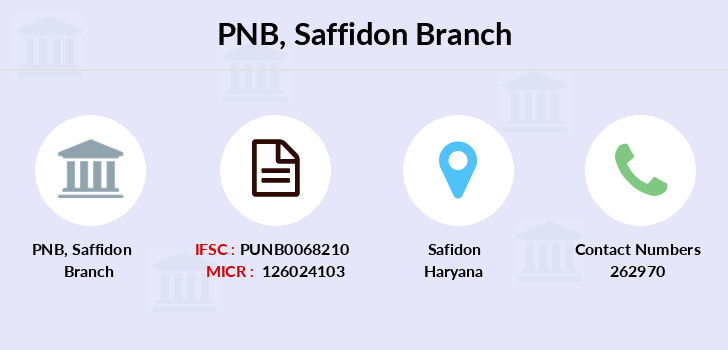 Punjab-national-bank Saffidon branch