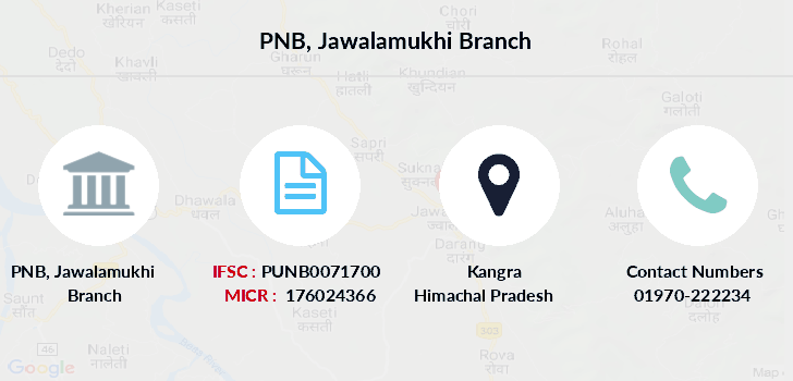 Punjab-national-bank Jawalamukhi branch