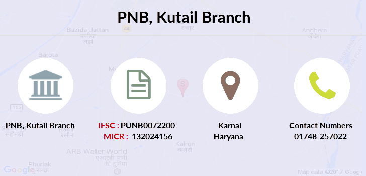 Punjab-national-bank Kutail branch
