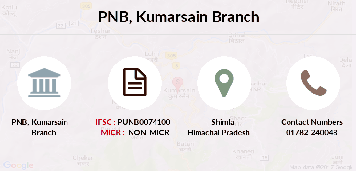 Punjab-national-bank Kumarsain branch