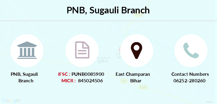Punjab-national-bank Sugauli branch
