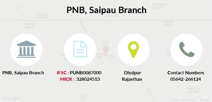 Punjab-national-bank Saipau branch
