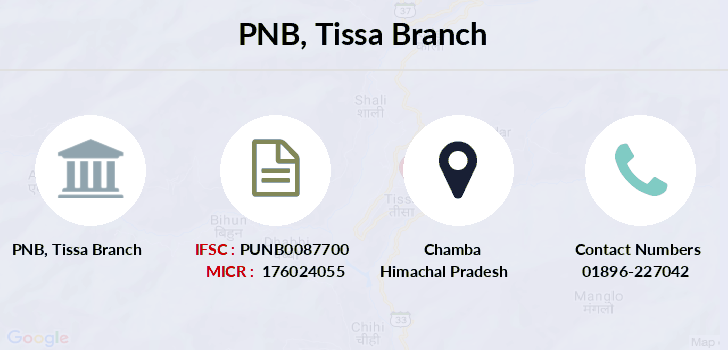 Punjab-national-bank Tissa branch