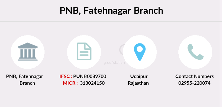 Punjab-national-bank Fatehnagar branch