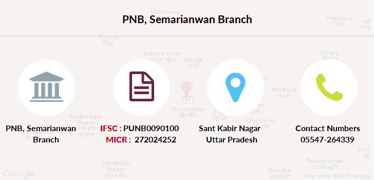 Punjab-national-bank Semarianwan branch