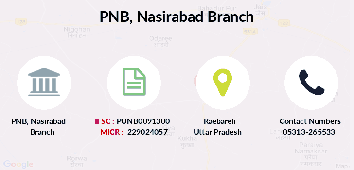 Punjab-national-bank Nasirabad branch