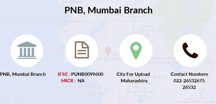 Punjab-national-bank Mumbai branch
