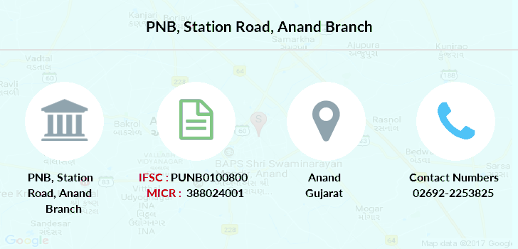 Punjab-national-bank Station-road-anand branch