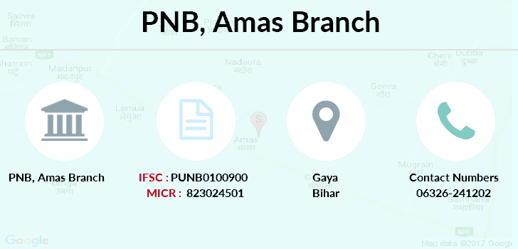 Punjab-national-bank Amas branch