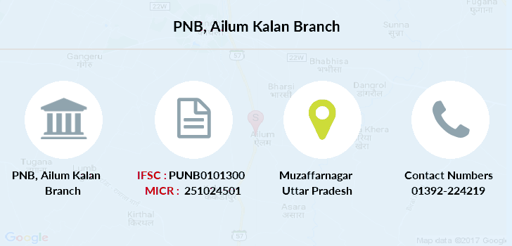 Punjab-national-bank Ailum-kalan branch