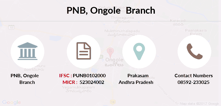 Punjab-national-bank Ongole branch