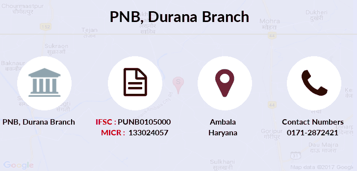 Punjab-national-bank Durana branch