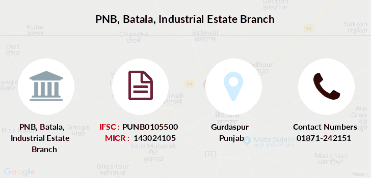 Punjab-national-bank Batala-industrial-estate branch
