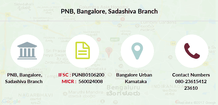 Punjab-national-bank Bangalore-sadashiva branch