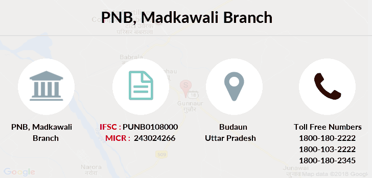 Punjab-national-bank Madkawali branch