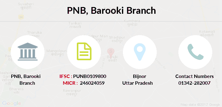Punjab-national-bank Barooki branch