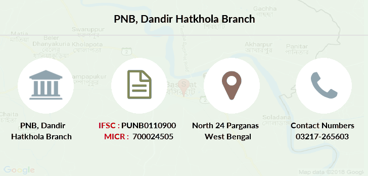 Punjab-national-bank Dandir-hatkhola branch