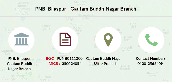 Punjab-national-bank Bilaspur-gautam-buddh-nagar branch