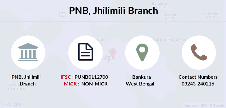 Punjab-national-bank Jhilimili branch