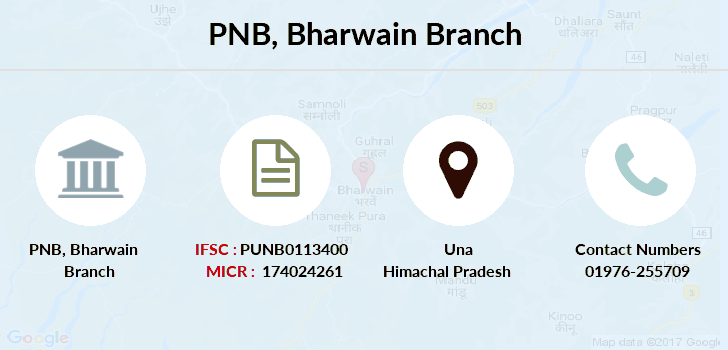 Punjab-national-bank Bharwain branch