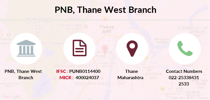 Punjab-national-bank Thane-west branch