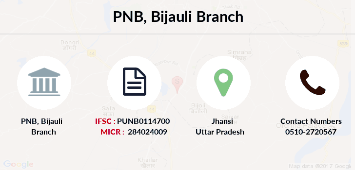 Punjab-national-bank Bijauli branch