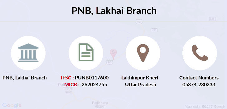 Punjab-national-bank Lakhai branch