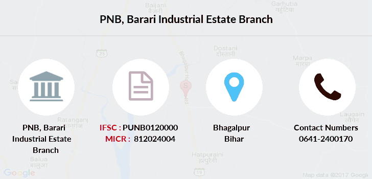 Punjab-national-bank Barari-industrial-estate branch