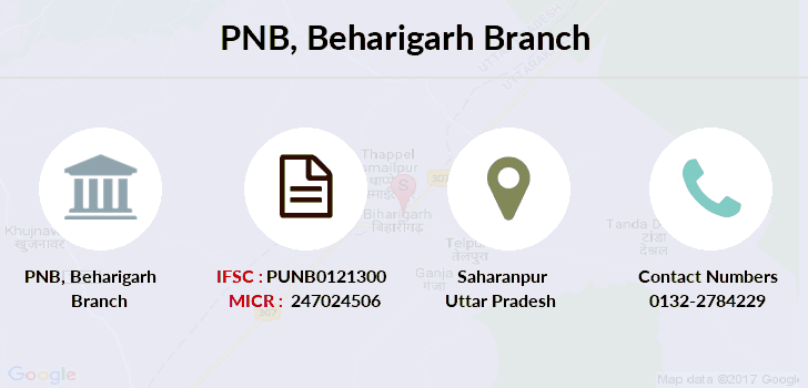 Punjab-national-bank Beharigarh branch