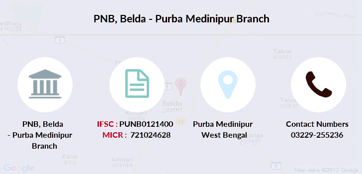 Punjab-national-bank Belda-purba-medinipur branch